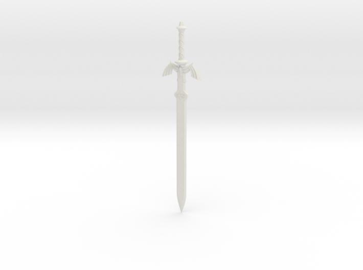 """""""BotW"""" Master Sword 3d printed"""