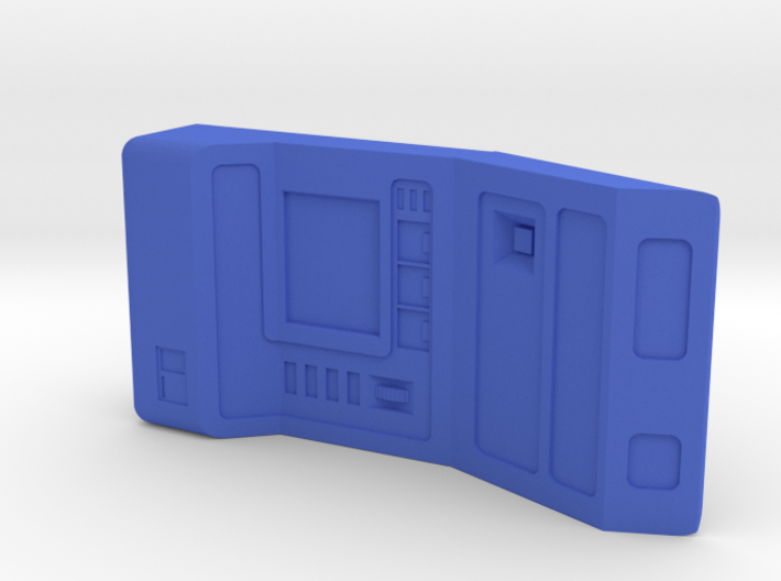 Tricorder, Open (Star Trek Next Generation), 1/9 3d printed