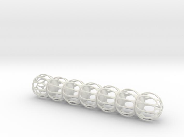 mechanical caterpillar big 3d printed