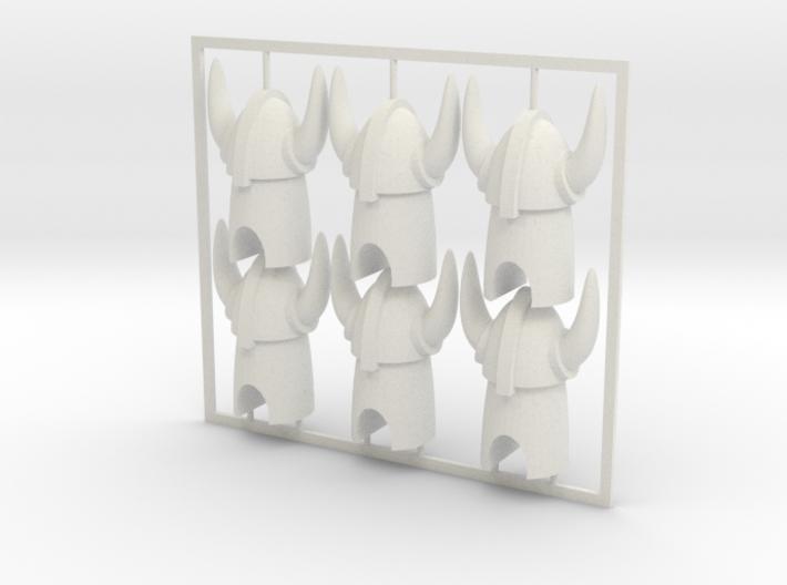 Tabletop Figures 6 Pack 3d printed