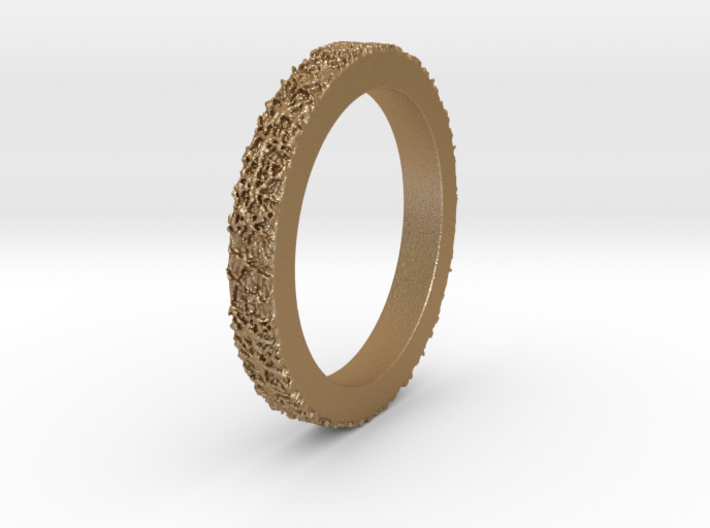 ring-mesh_02_3mmH Ring Size 8 3d printed