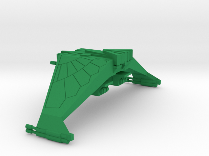 3125 Wing of Retribution 3d printed