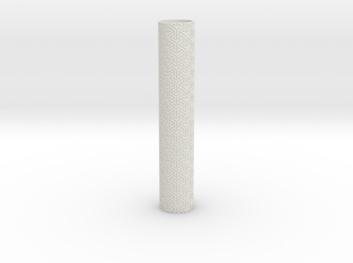Rolling Pin Sleeve Arrows Arebian 3d printed