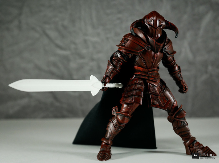 Champion blade for Mythic Legions 3d printed