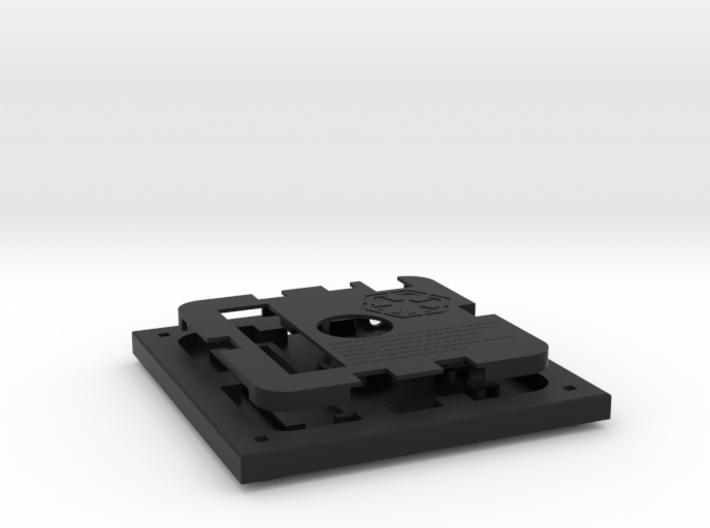 SITH HOLOCRON 1/4 (Base) 3d printed