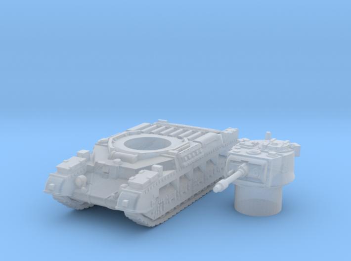 Matilda II tank (British) 1/200 3d printed