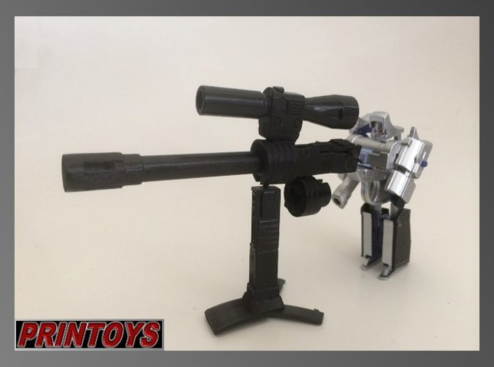 WST Megatron Set 3d printed Add a caption...