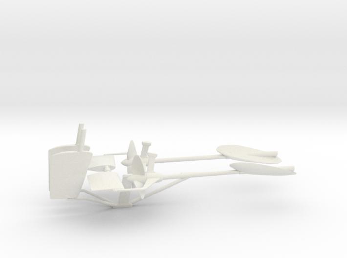 1/32 U-Boot VII C 41 Props KIT 3d printed