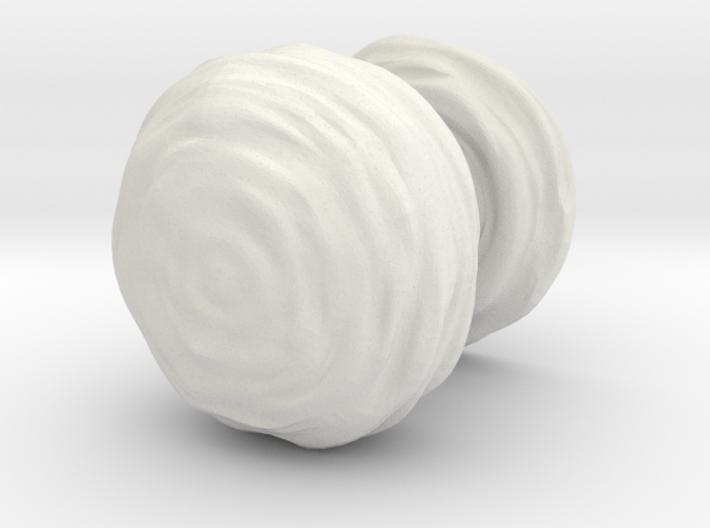 Mushroom Cloud 5cm 3d printed