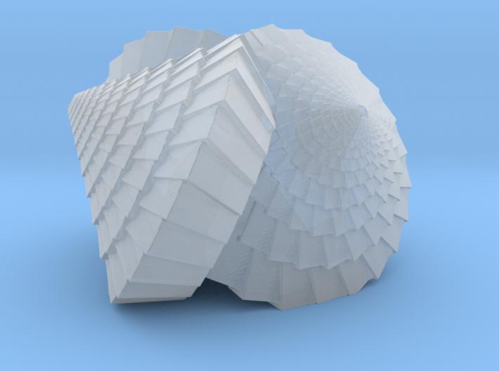 Tri-Cone Lamp 3d printed