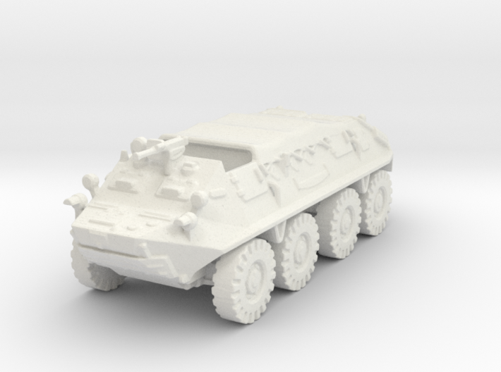 BTR 60 closed (Russian) 1/100 3d printed