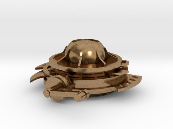 Mekansm Pendant (Dota 2) 3d printed