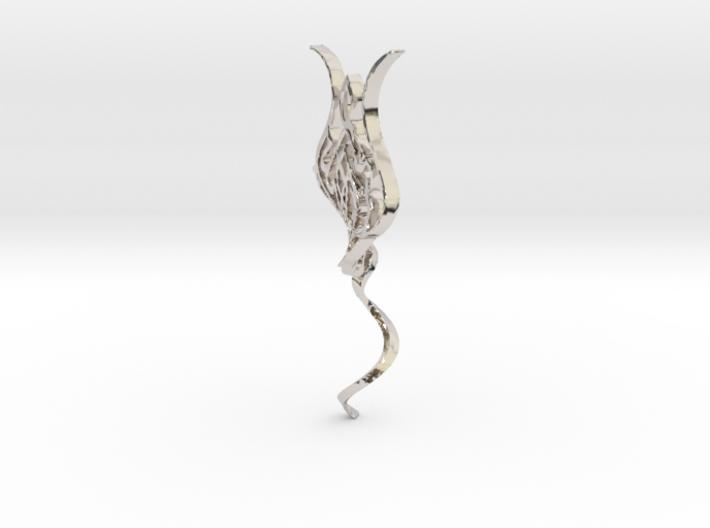 Rfose Ear 3d printed