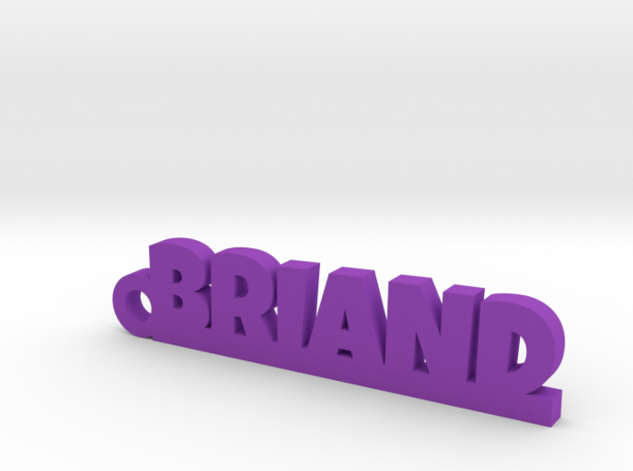 BRIAND Keychain Lucky 3d printed