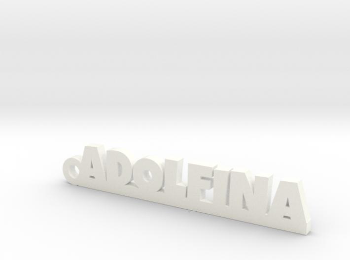 ADOLFINA Keychain Lucky 3d printed
