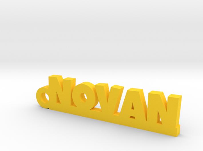 NOVAN Keychain Lucky 3d printed