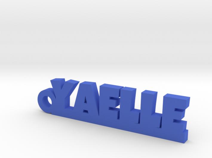 YAELLE Keychain Lucky 3d printed