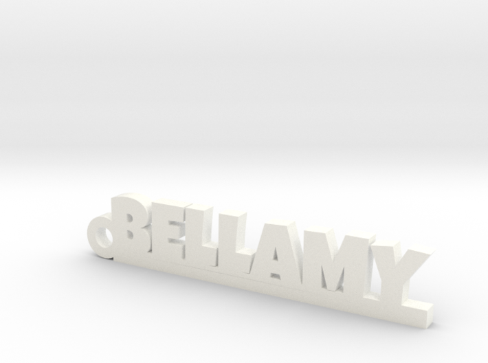 BELLAMY Keychain Lucky 3d printed