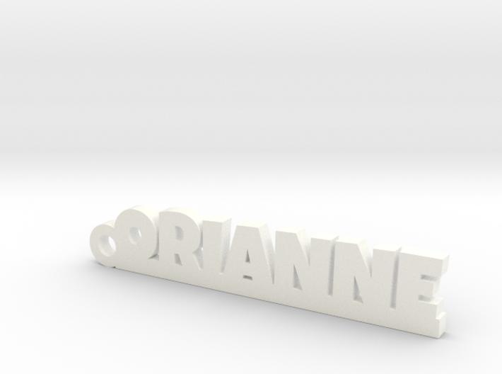ORIANNE Keychain Lucky 3d printed