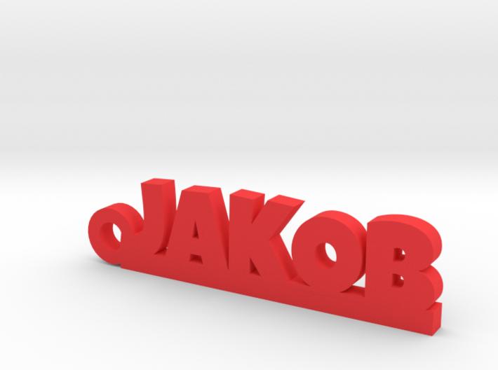 JAKOB Keychain Lucky 3d printed