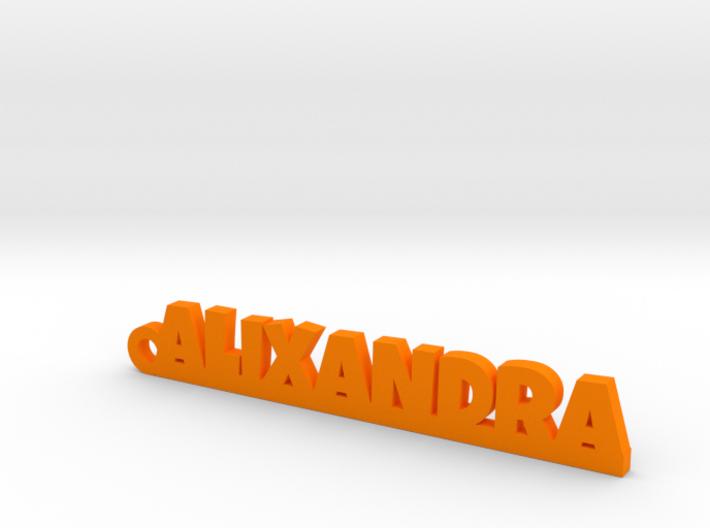 ALIXANDRA Keychain Lucky 3d printed