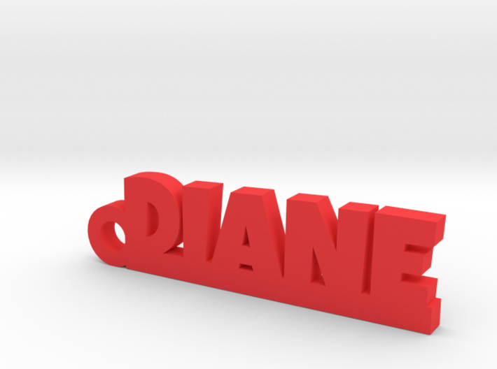 DIANE Keychain Lucky 3d printed