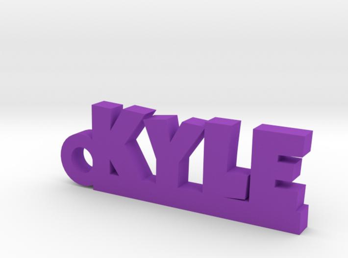KYLE Keychain Lucky 3d printed