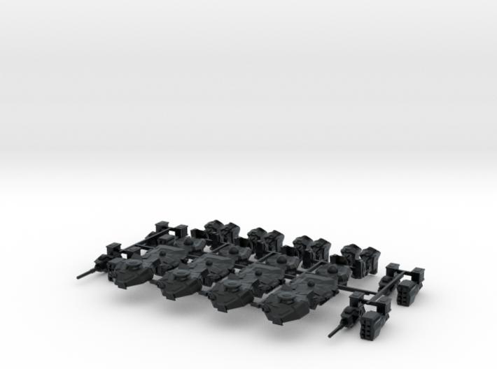 Titan, 6mm 3d printed