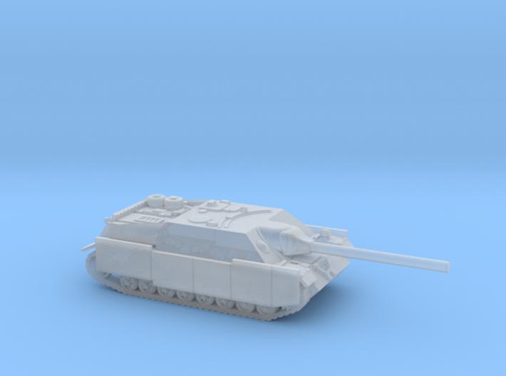 Jagdpanzer IV tank (Germany) 1/200 3d printed