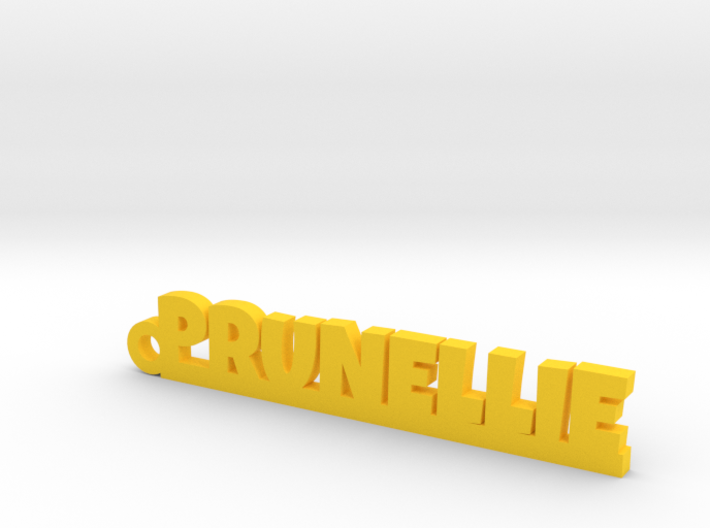 PRUNELLIE Keychain Lucky 3d printed