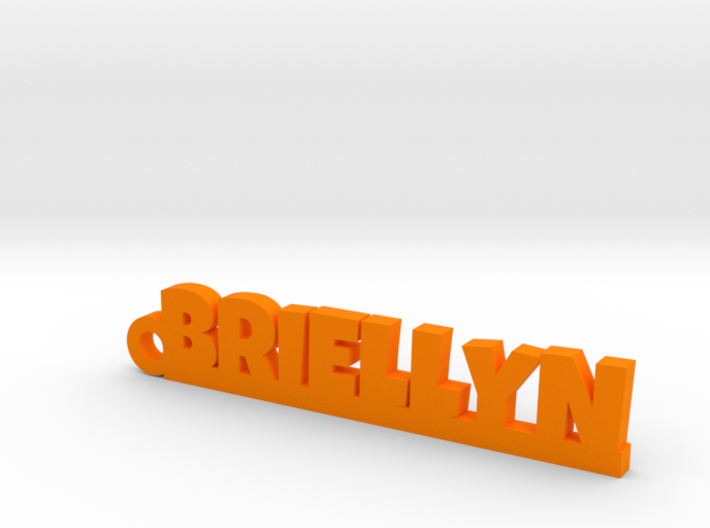 BRIELLYN Keychain Lucky 3d printed