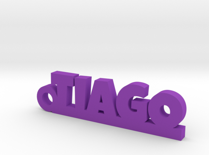 TIAGO Keychain Lucky 3d printed