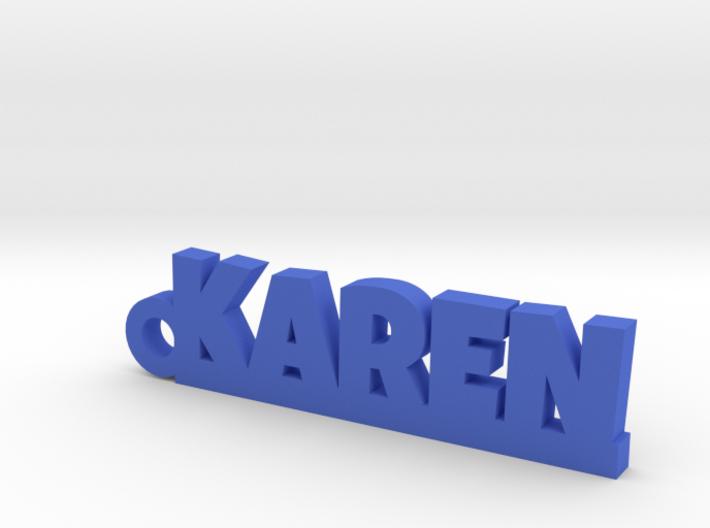 KAREN Keychain Lucky 3d printed