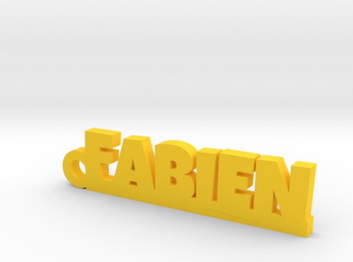 FABIEN Keychain Lucky 3d printed