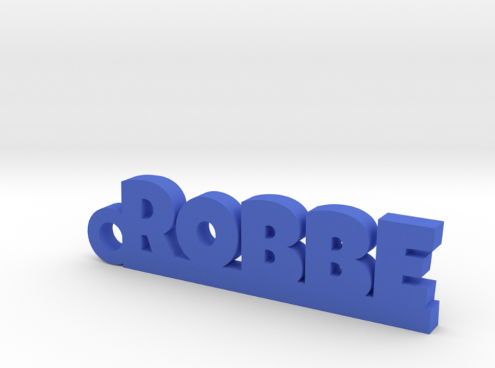 ROBBE Keychain Lucky 3d printed