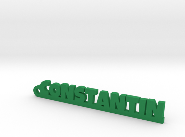 CONSTANTIN Keychain Lucky 3d printed