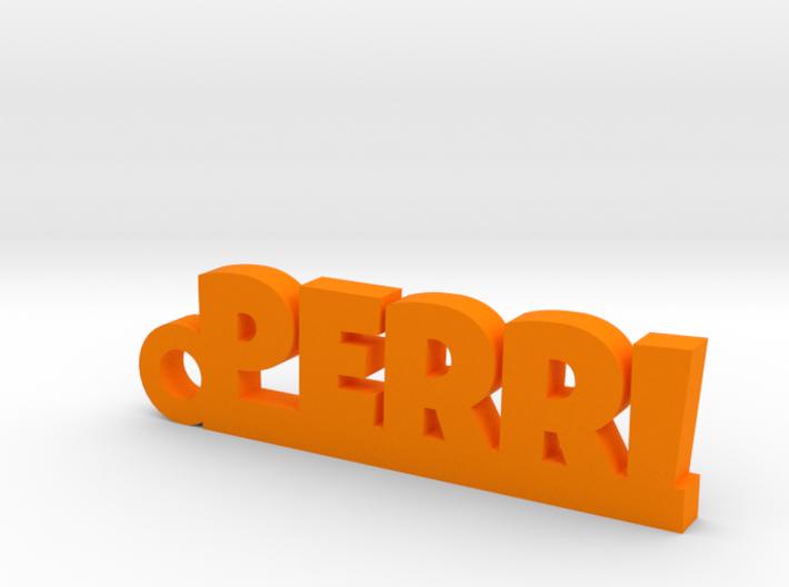 PERRI Keychain Lucky 3d printed