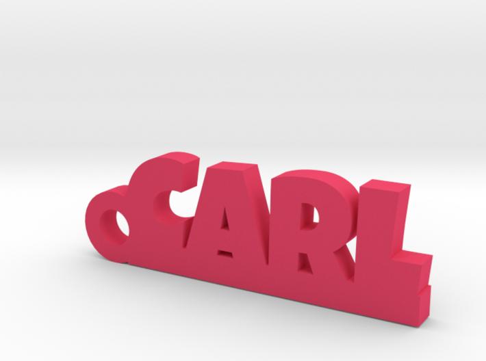 CARL Keychain Lucky 3d printed