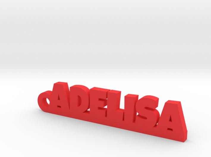 ADELISA Keychain Lucky 3d printed