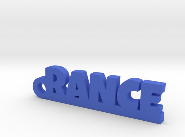 RANCE Keychain Lucky 3d printed