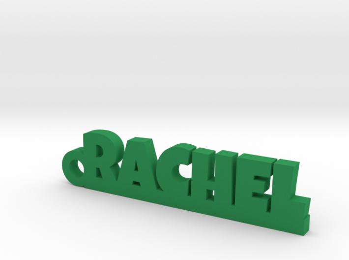 RACHEL Keychain Lucky 3d printed