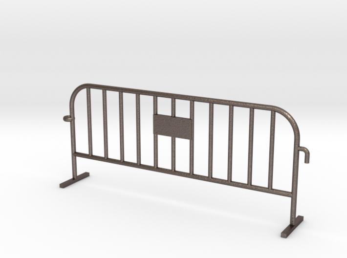 1:50 STEEL Small construction fence / Bauzaun 3d printed