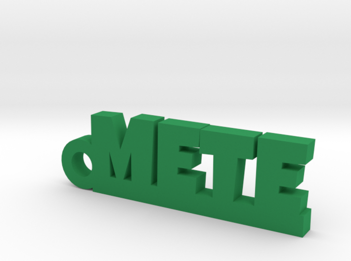 METE Keychain Lucky 3d printed