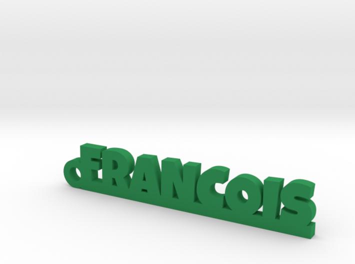 FRANCOIS Keychain Lucky 3d printed