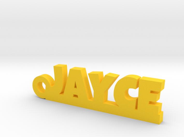 JAYCE Keychain Lucky 3d printed