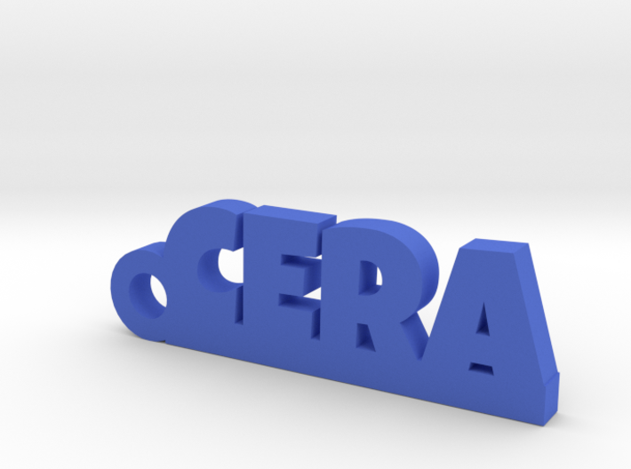 CERA Keychain Lucky 3d printed