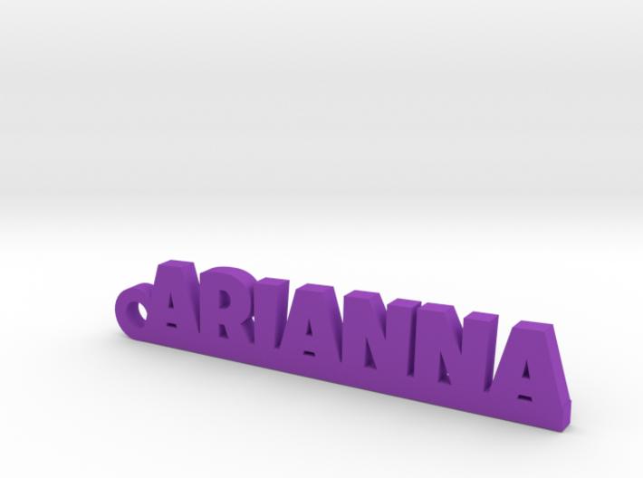 ARIANNA Keychain Lucky 3d printed