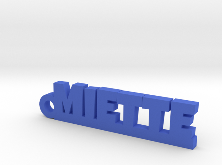 MIETTE Keychain Lucky 3d printed