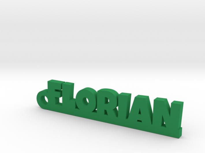 FLORIAN Keychain Lucky 3d printed