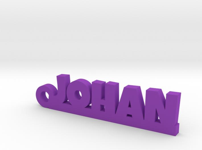 JOHAN Keychain Lucky 3d printed